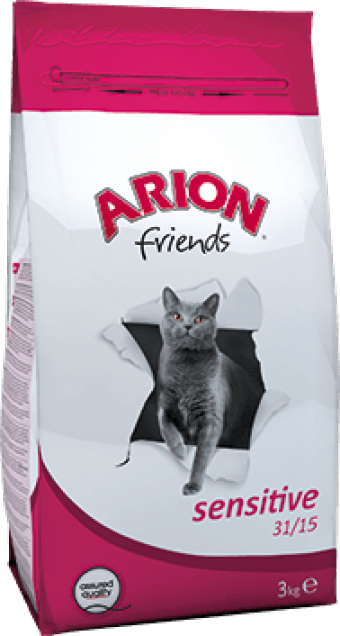 Arion Friends Sensitive 31/15 vanaf 3 kilo
