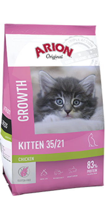 Arion original kitten 2 kilo