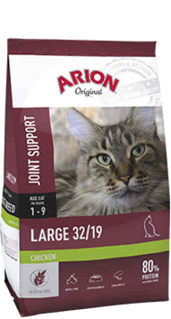 Arion original kat large breed vanaf 2 kilo