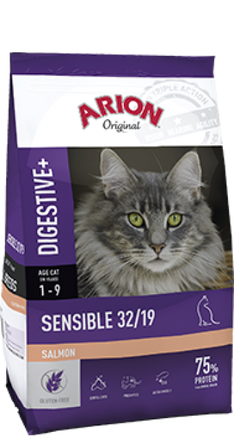 Arion original kat sensible vanaf 2 kilo
